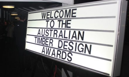 The 2015 Australian Timber Design Awards go back to school
