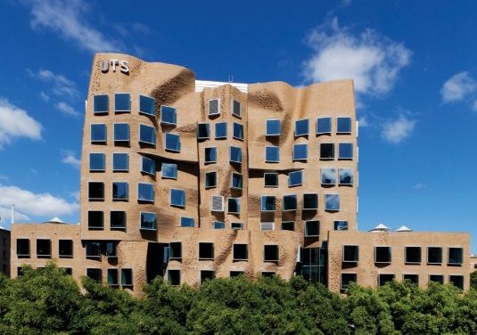 Gehry branches out