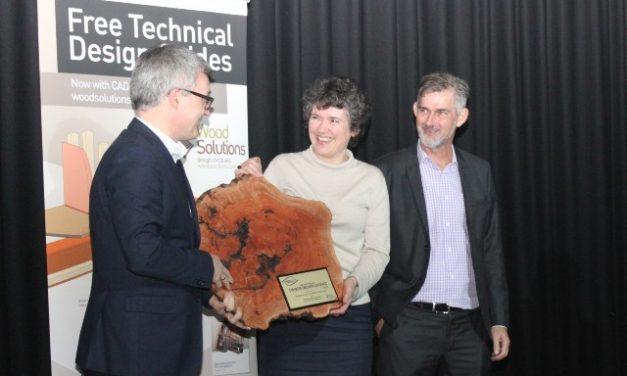 Timber Design Awards go back to school