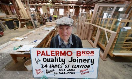 5 minutes with Lou Cavalera of Palermo Joinery