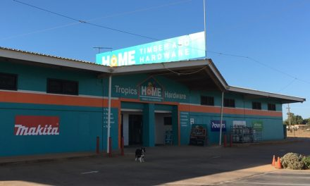 Tropics Hardware, Carnarvon, WA