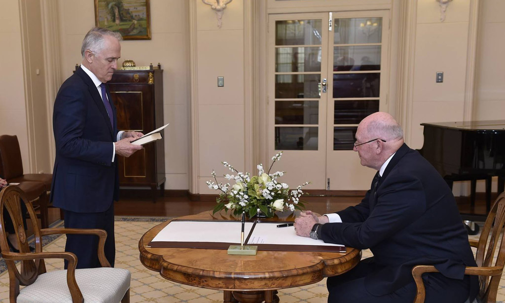 Master Builders welcomes new Turnbull ministry