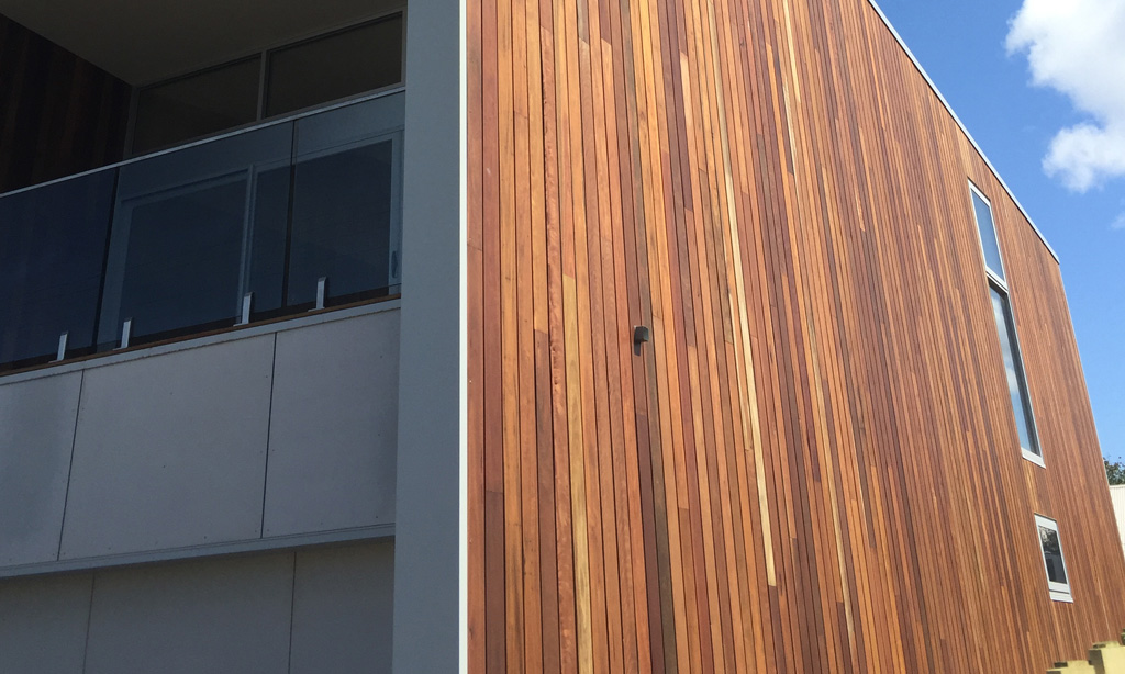 The hardwood cladding solution the industry's been waiting for
