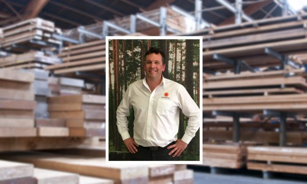 5 minutes with Mark Patterson of Stora Enso