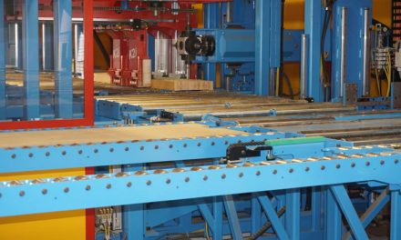 Hyne Timber scales up glulam plant