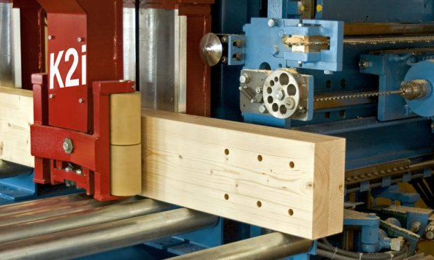 Digital technologies lead prefabrication