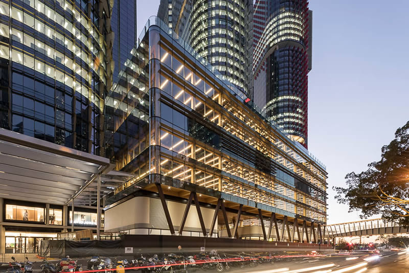 Tall wooden buildings promoted at Austrian event
