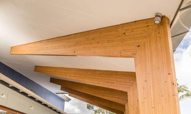 Timber transforms Maryborough icon