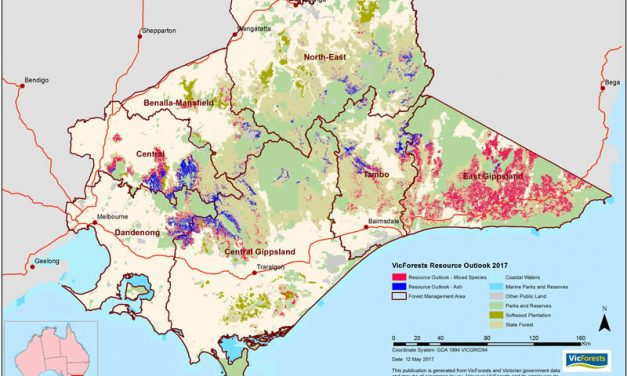 VicForests 2017 Resource Outlook