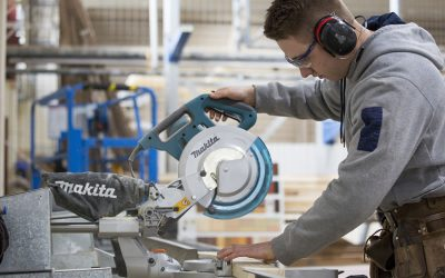 Constructing careers in trades