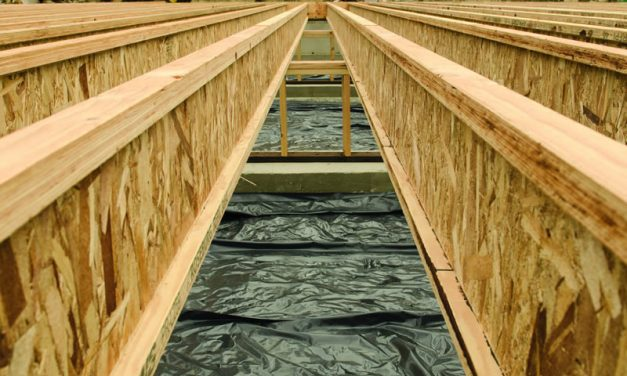 Engineered wood market set for steady 10-year growth