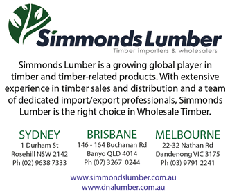 Simmonds Lumber