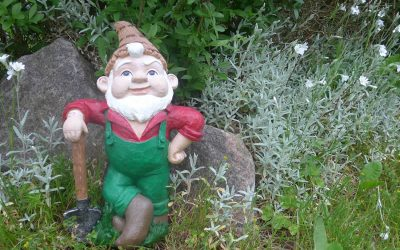 Gnome pun intended
