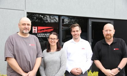 Hundegger Australasia: a growing success story