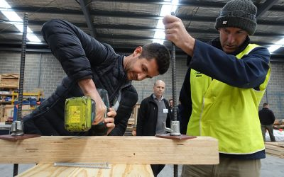 Working with Engineered Timber