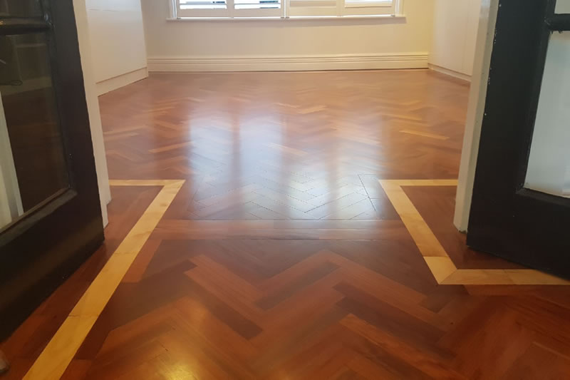 Parquetry Beauty