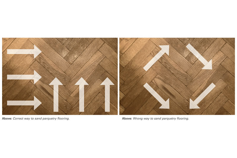Parquetry Promotion